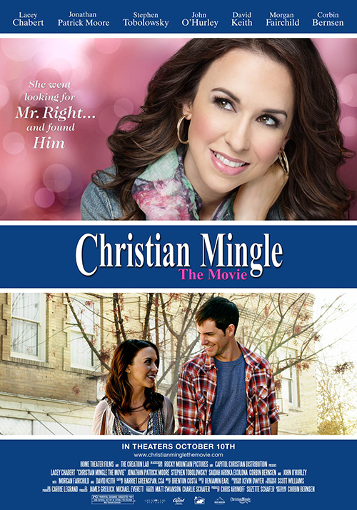 Chrystian Mingle the Movie Movie Poster