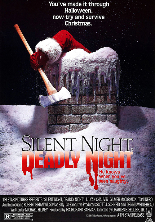 Silent Night Deadly Night Movie Poster